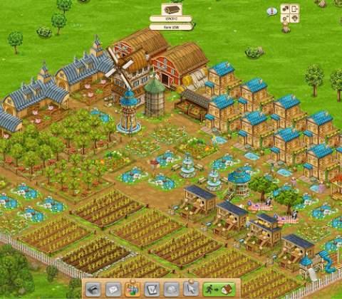 Online-Spiel-Tipp: Big Farm | Schülerexpress Online